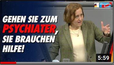 Beatrix von Storch rechnet schonungslos mit den Linken ab! - AfD-Fraktion BT